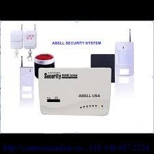 Hệ thống báo trộm không dây SemartHome GSM-102