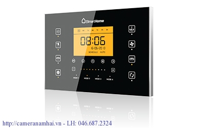 Bảng điều khiển trung tâm Wi-Fi  SH - CC6W