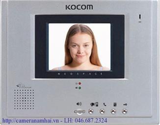 Chuông cửa có hình Kocom KIV-212 + KC-C60