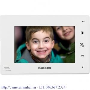 Chuông cửa màn hình Kocom KCV-A374