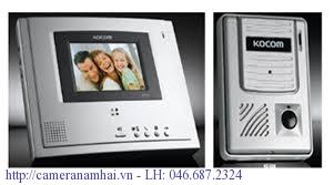 Chuông cửa màn hình kocom KIV-212 + KC-MC35