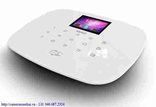 Trung Tâm Báo Động Semart Home GSM/WF G9
