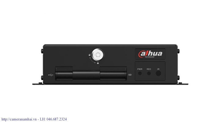 Đầu ghi giám sát hành trình Dahua  DVR0404ME-SC-GC (GPS/3G)
