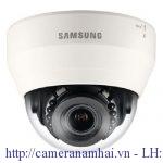 Camera IP bán cầu hồng ngoại Samsung QND-6010RP