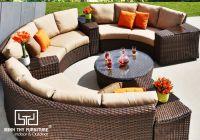 Sofa mây nhựa sân vườn điểm nhấn cho không gian sống