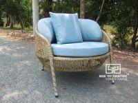 Sản xuất ghế giả mây sân vườn tại nội thất minh thy