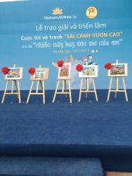 Cho thuê giá vẽ tranh tại Hà Nội