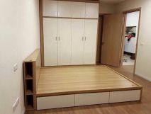 Bộ giường tủ GT1820HD