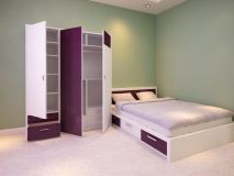 Giường GN16 Tủ TA02