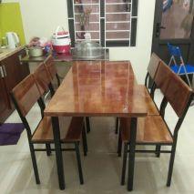Bộ bàn ăn BCS14