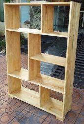 Giá sách 1212 gỗ cao su