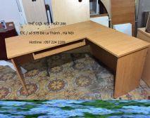 bàn làm việc BLVL1012