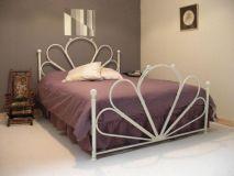giường sắt NT1619