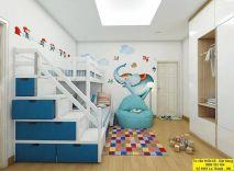 giường ngủ trẻ em GN01