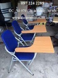 ghế liền bàn GLB03