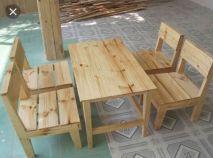 bàn ghế nhà hàng NH01