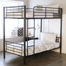 giường tầng sắt GTS100