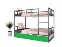 giường tầng sắt GTTE02
