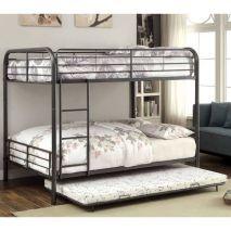 giường tầng sắt GTS30