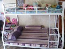 giường tầng sắt GTSL02