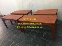 bàn gỗ NH2