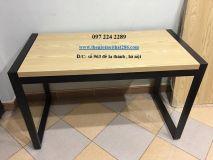 bàn làm việc BLV6012