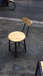 ghế tựa lưng thấp