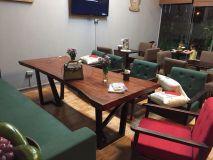 ghế sofa + bàn trà TCC1