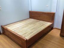 giường gỗ TN1
