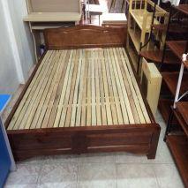 giường gỗ TN2