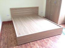 giường gỗ GG2N