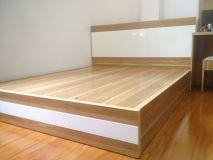 giường gỗ GG1A