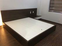 giường gỗ GGĐ1X