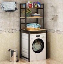kệ để nhà tắm máy giặt KS01