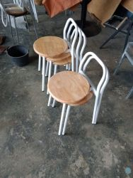 ghế đôn tựa ngắn
