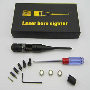Laser bore sighter chỉnh đường đạn nòng súng