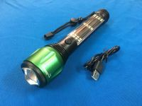 Đèn pin siêu sáng đa năng xanh tiện dụng