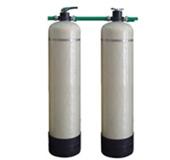 cột lọc nước giếng nhiễm phèn vỏ composite