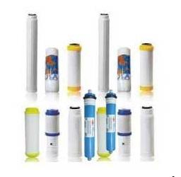 Thay lỏi lọc nước vật liệu lọc nước tại nhà