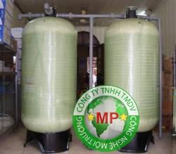 xử lý nước công nghiệp 20m3/h