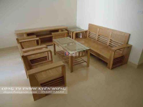 Bộ bàn ghế tiếp khách 02
