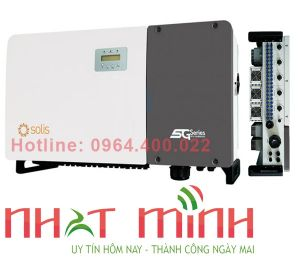Inverter Solis 100KW 5G 3 Pha