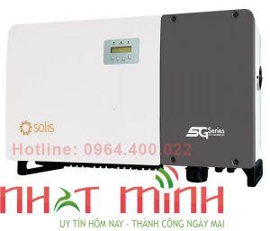 Inverter Solis 110KW 5G 3 pha