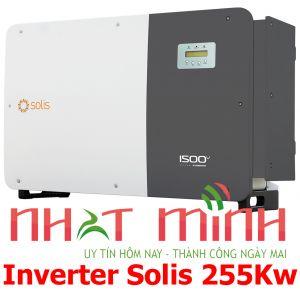 Inverter Solis 255KW