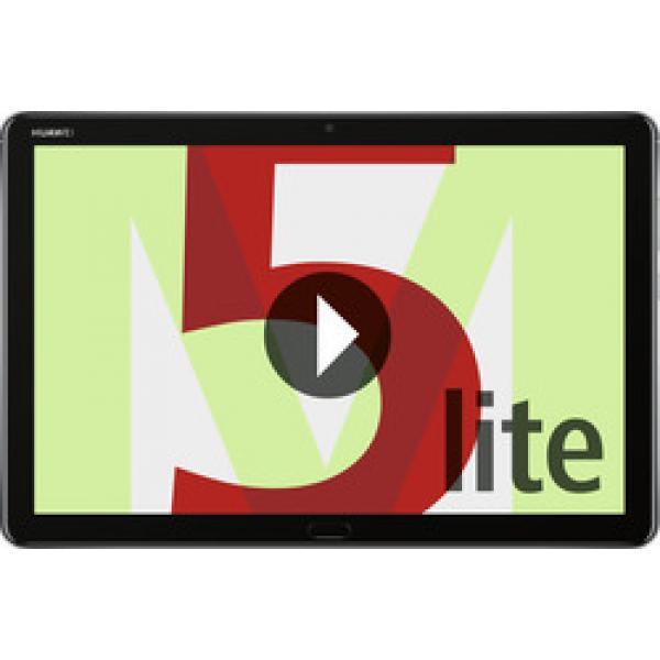 Huawei MediaPad M5 Lite| Nhập Khẩu |  Máy Đẹp qua sử dụng 99%|