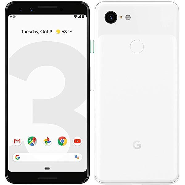 Google Pixel 3 |Bản Quốc Tế |  Máy Đẹp qua sử dụng 99%|