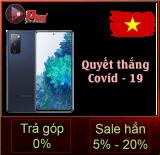 Samsung Galaxy S20 FE  | Phiên bản 6/128G | Trả góp 0%