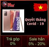 Samsung Galaxy Note 20 5G | Phiên bản 8/256G | Trả góp 0%