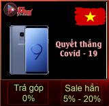 Samsung Galaxy S9 | Phiên bản 4/64G | Trả góp 0%