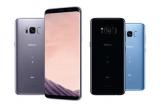 Samsung Galaxy S8 AU Nhật Bản (SCV36) Likenew 99% Áp suất căng.